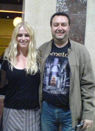 Maria McTurk & Mike Ramm
