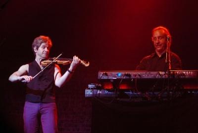 David Ragsdale and Steve Walsh