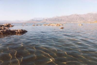 отражение в езерото