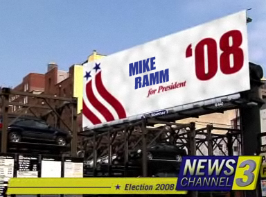 Mike Ramm for President 2008