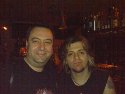 Mike Ramm & B.J.