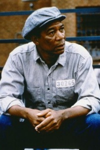 Morgan Freeman, The Shawshank Redemption