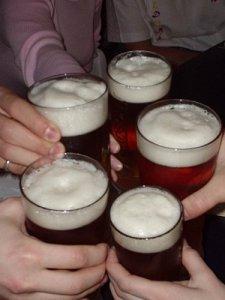 Блогъри на бира с ПИБ
