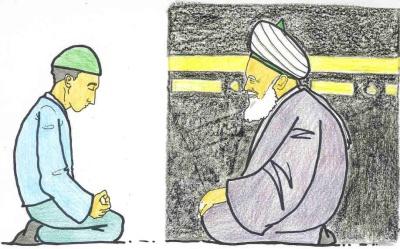 Суфи мъдрец