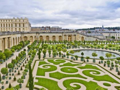 Дворецът Версай, Париж, Франция