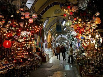Истанбул - Капалъ Чарши