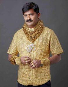 златна риза